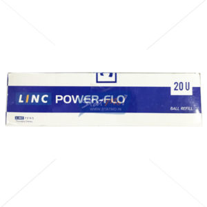 Linc Power Flo Ball Pen Refill by StatMo.in