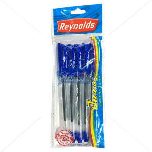 Reynolds Jiffy Gel Pen by StatMo.in