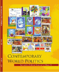 NCERT Contemporary World Politics Book for Class XIIth by StatMo.in