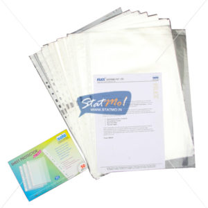 Solo Sheet Protector A3 by StatMo.in
