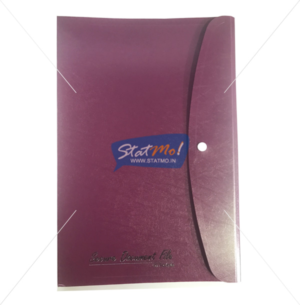 Securex Secure Document File FC by StatMo.in