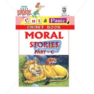 Cut and Paste Moral Stories Part C Picture Booklet by StatMo.in