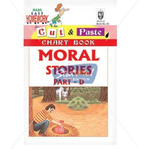 Cut and Paste Moral Stories Part D Picture Booklet by StatMo.in