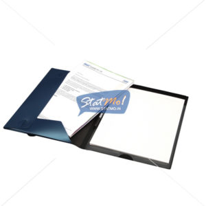 Solo Secure Companion A4 With Pen & Pad by StatMo.in