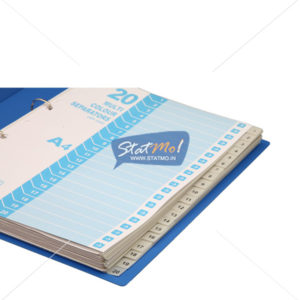 Solo Separatorz Divider A4 Uni Colour Dividers by StatMo.in