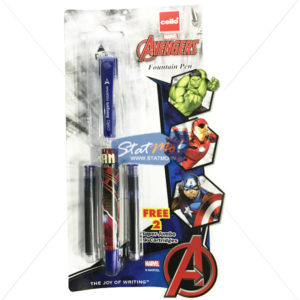 Cello Avengers Fountain Pen by StatMo.in