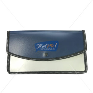 Securex Executive Bag with Button A5 by StatMo.in