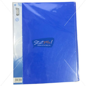 Securex Clear Display Book 2D Pockets A4 by StatMo.in