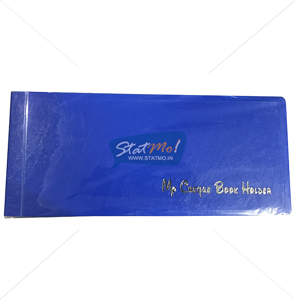 Securex My Cheque Book Holder by StatMo.in`