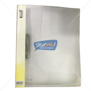Securex Punchless File Transparent A4 by StatMo.in