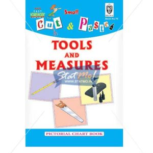 Cut and Paste Tools and Measures Picture Booklet by StatMo.in