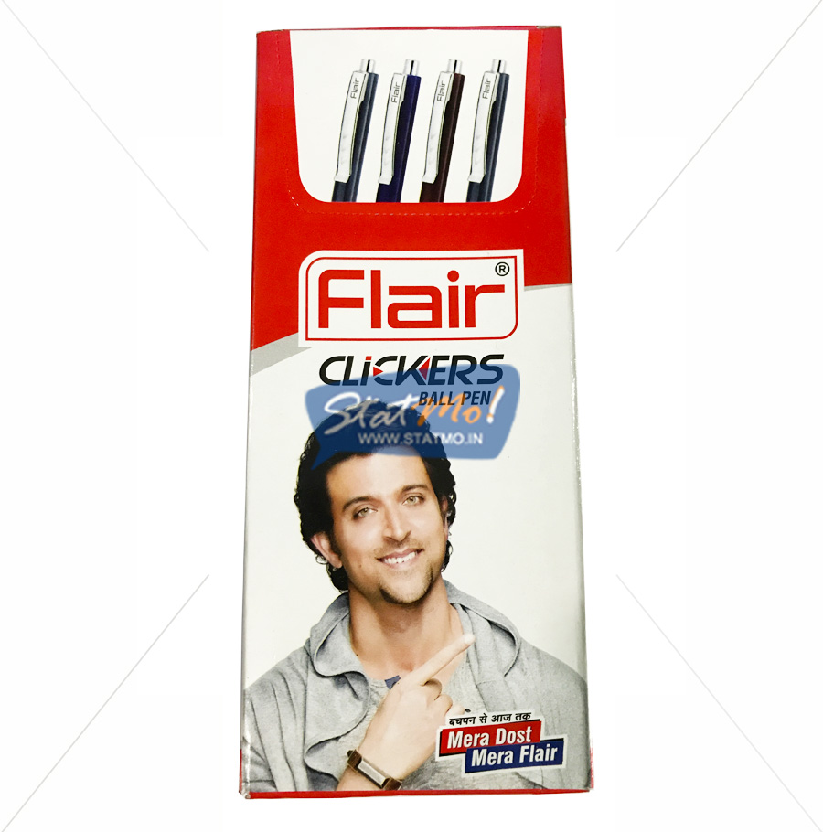 Flair Clickers Ball Pen by StatMo.in