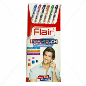 Flair Max Touch Ball Pen by StatMo.in
