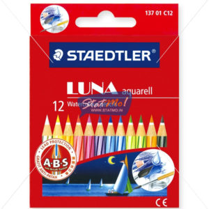 Staedtler Luna Classic Water Color Half Size Pencils by StatMo.in