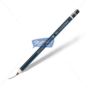 Staedtler Mars Lumograph Black Artists Degree Pencil by StatMo.in