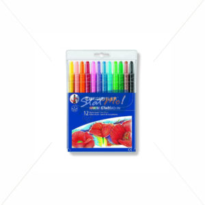 Staedtler Noris Club Twistable Wax Crayons by StatMo.in
