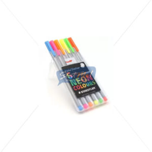 Staedtler Triplus Fine Liner Neon Colour by StatMo.in