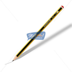 Staedtler Noris Pencil with Eraser by StatMo.in