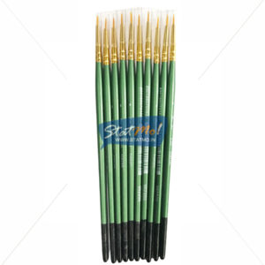 Pidilite Fine Art Brushes Pointed Round No-0 by StatMo.in