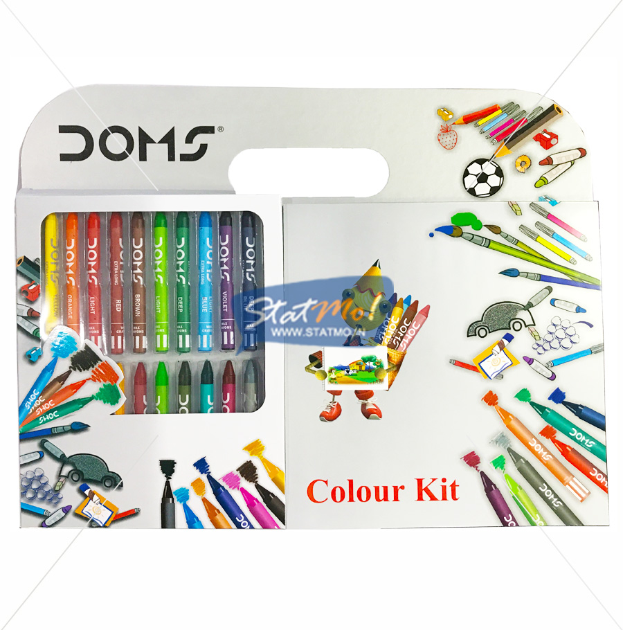 Doms Colour Kit by StatMo.in