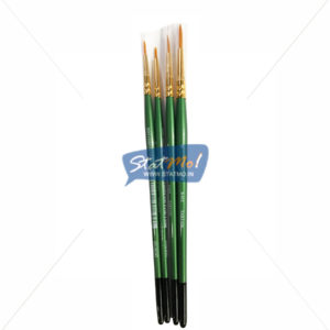 Pidilite Fine Art Brushes Pointed Round Set by StatMo.in