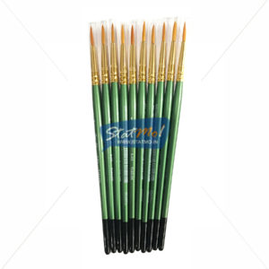 Pidilite Fine Art Brushes Pointed Round No-6 by StatMo.in