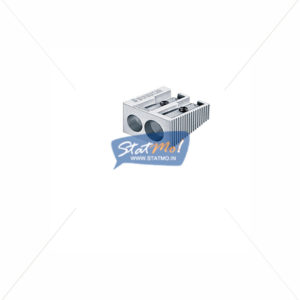 Staedtler Heavy Metal Double Hole Sharpener by StatMo.in