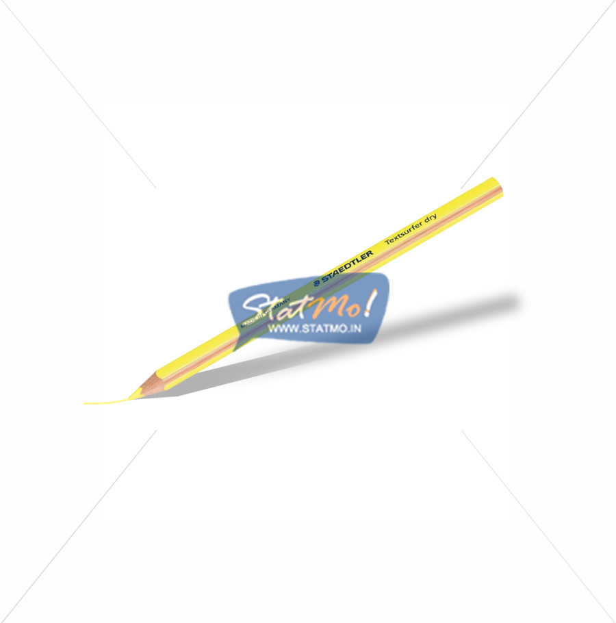 Staedtler Textsurfer Dry Highlighter Pencil by StatMo.in