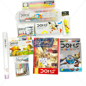 Doms Smart Stationery Kit by StatMo.in