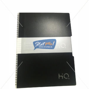 Navneet HQ A4 Single Subject Notebook by StatMo.in