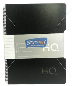 Navneet HQ A5 Single Subject Notebook by StatMo.in