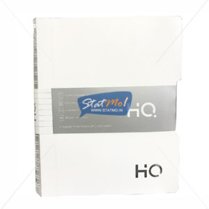 Navneet HQ B5 Five Subject Notebook by StatMo.in
