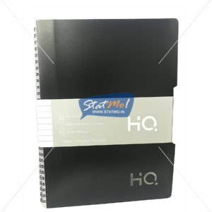 Navneet HQ B5 Single Subject Notebook by StatMo.in