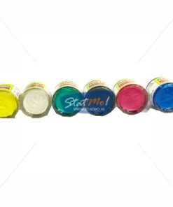 Pidilite Fevicryl Acrylic Colours Pearl Kit 6 Shades by StatMo.in