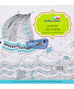 Pidilite Hobby Ideas Marine Art Froms by StatMo.in