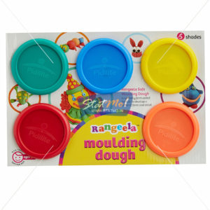 Pidilite Rangeela Moulding Dough 5 Shades by StatMo.in
