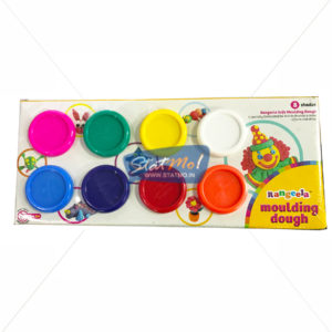 Pidilite Rangeela Moulding Dough 8 Shades by StatMo.in