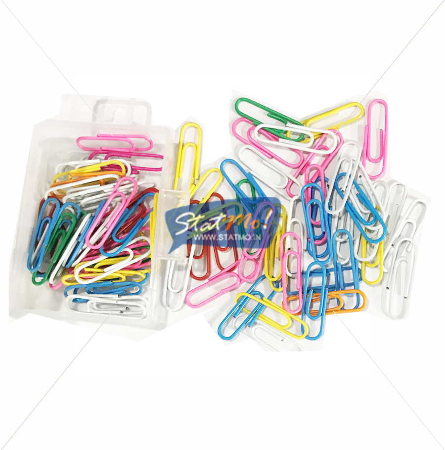 Aerotix Color Paper Clips by StatMoin