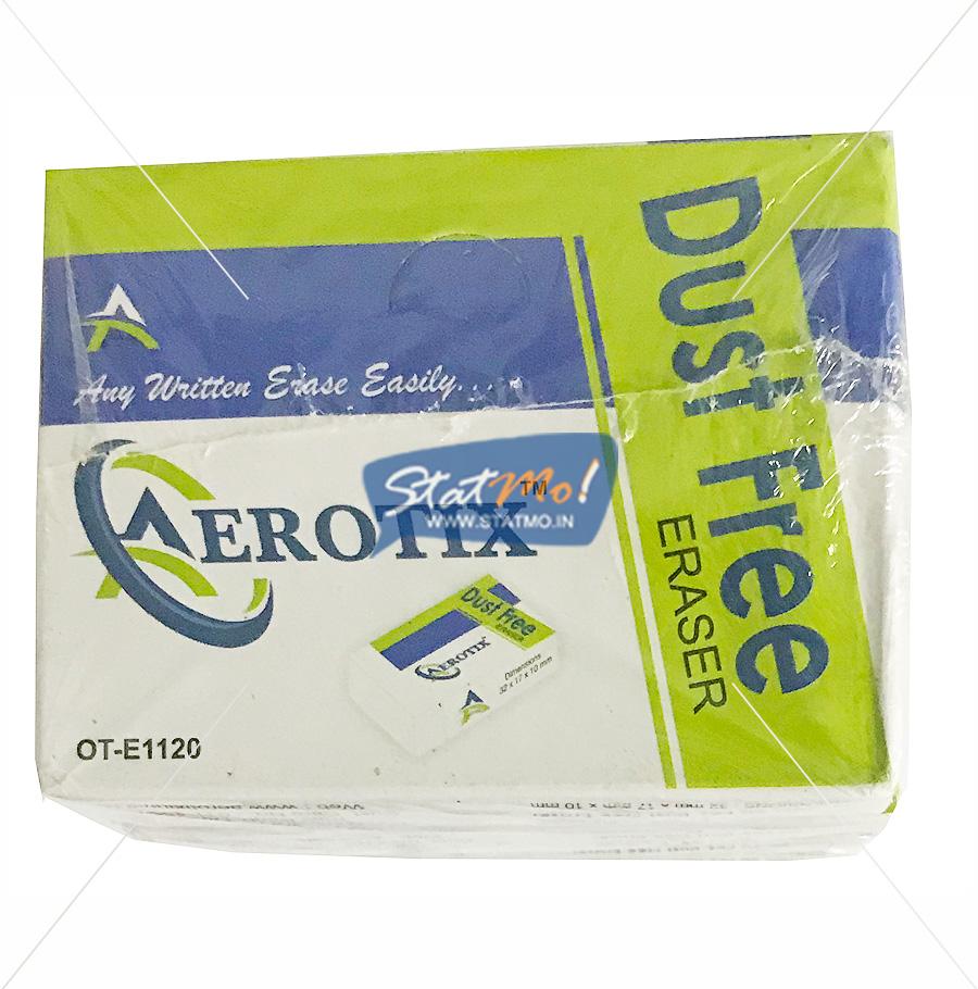 Aerotix Dust Free Eraser by StatMo.in