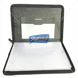 Aerotix Executive Zipper Bags ( 20PKTS ) B4 by StatMo.in