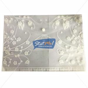 Aerotix My Clear Bag Longleaf Design Fc by StatMo.in