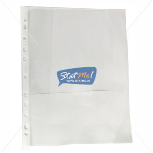 Aerotix Sheet Protectors A4 Size SP150 by StatMo.in