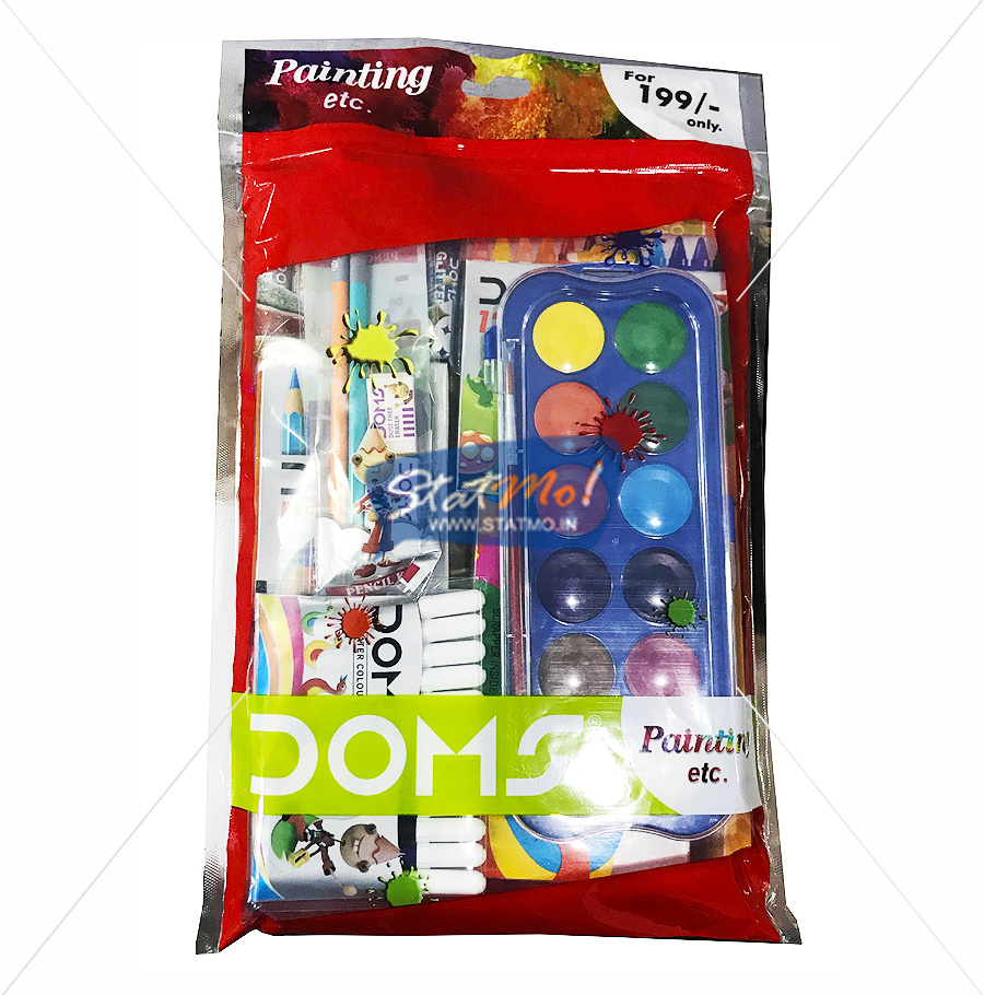 Doms Painting Kit by StatMo.in