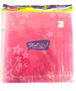Aerotix My Clear Bag Flower Leaf Design Fc by StatMo.in
