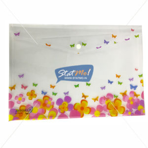 Aerotix My Clear Bag Printed by StatMo.in
