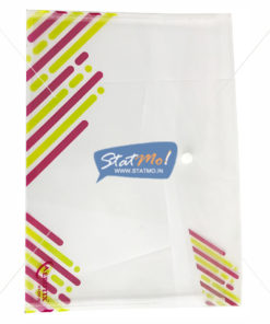 Aerotix My Clear Bag Printed Fc by StatMo.in