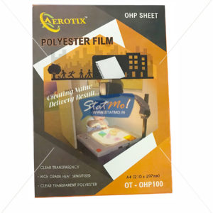 Aerotix Polyester Film OHP Sheet by StatMo.in