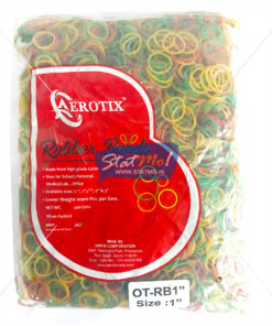 Aerotix Rubber Band Size 1 1/2 by StatMo.in