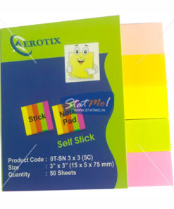 Aerotix Stick Note Pad Five Color by StatMo.in