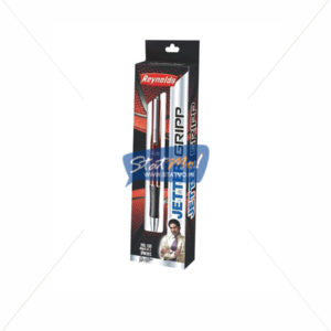 Reynolds Jetter Grip Ball Pen by StatMo.in